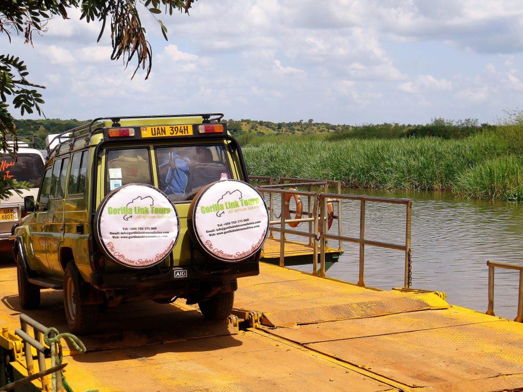 Safari Van VS safari land cruiser