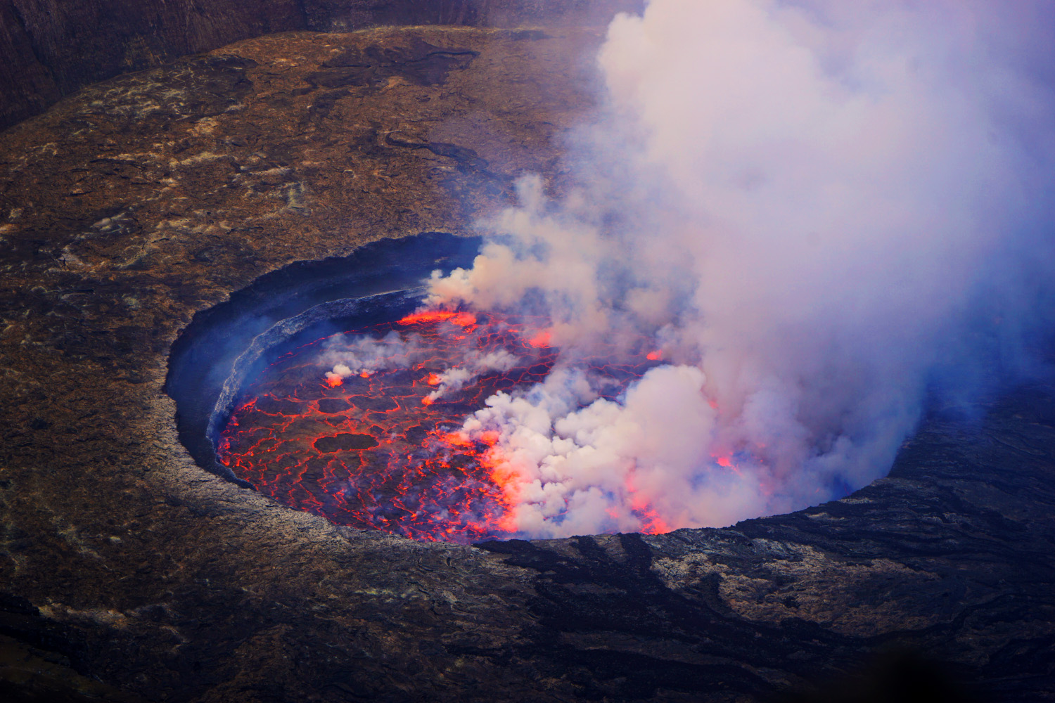 5 Days gorilla tracking Congo with Nyiragongo Volcano hike safari | Democratic Republic of Congo