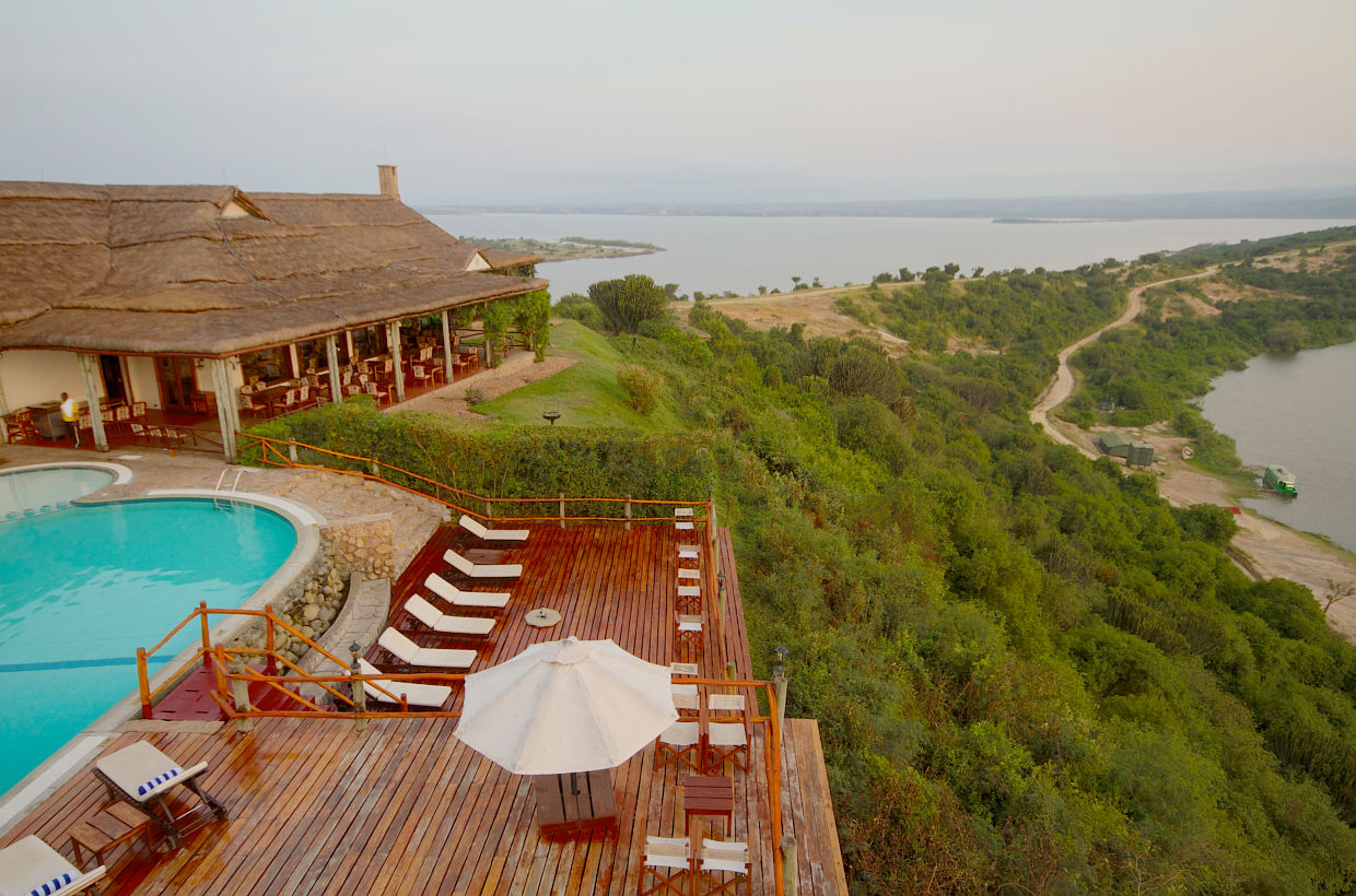 Luxury Lodges in Queen Elizabeth National Park
