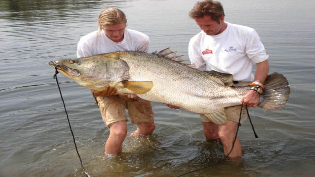 Fishing in Lake Victoria Uganda