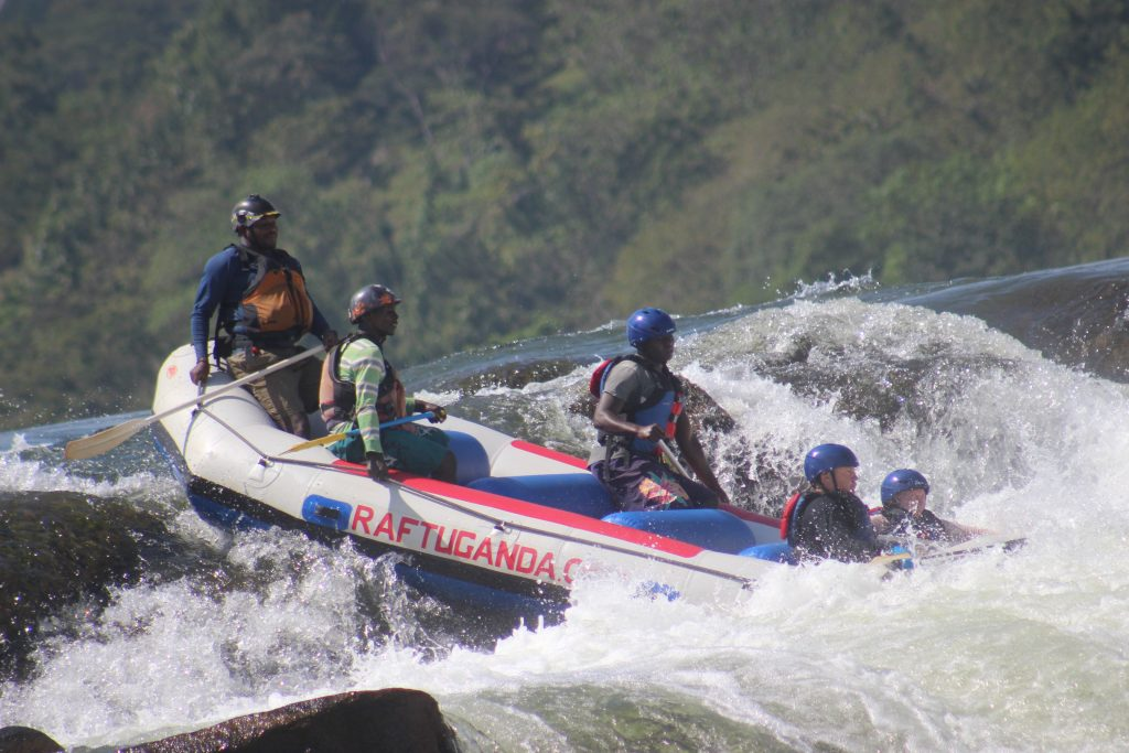 1 Day White Water Rafting Adventure
