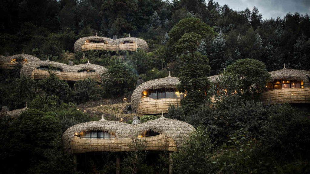 Bisate Lodge- Gorilla Luxury safaris